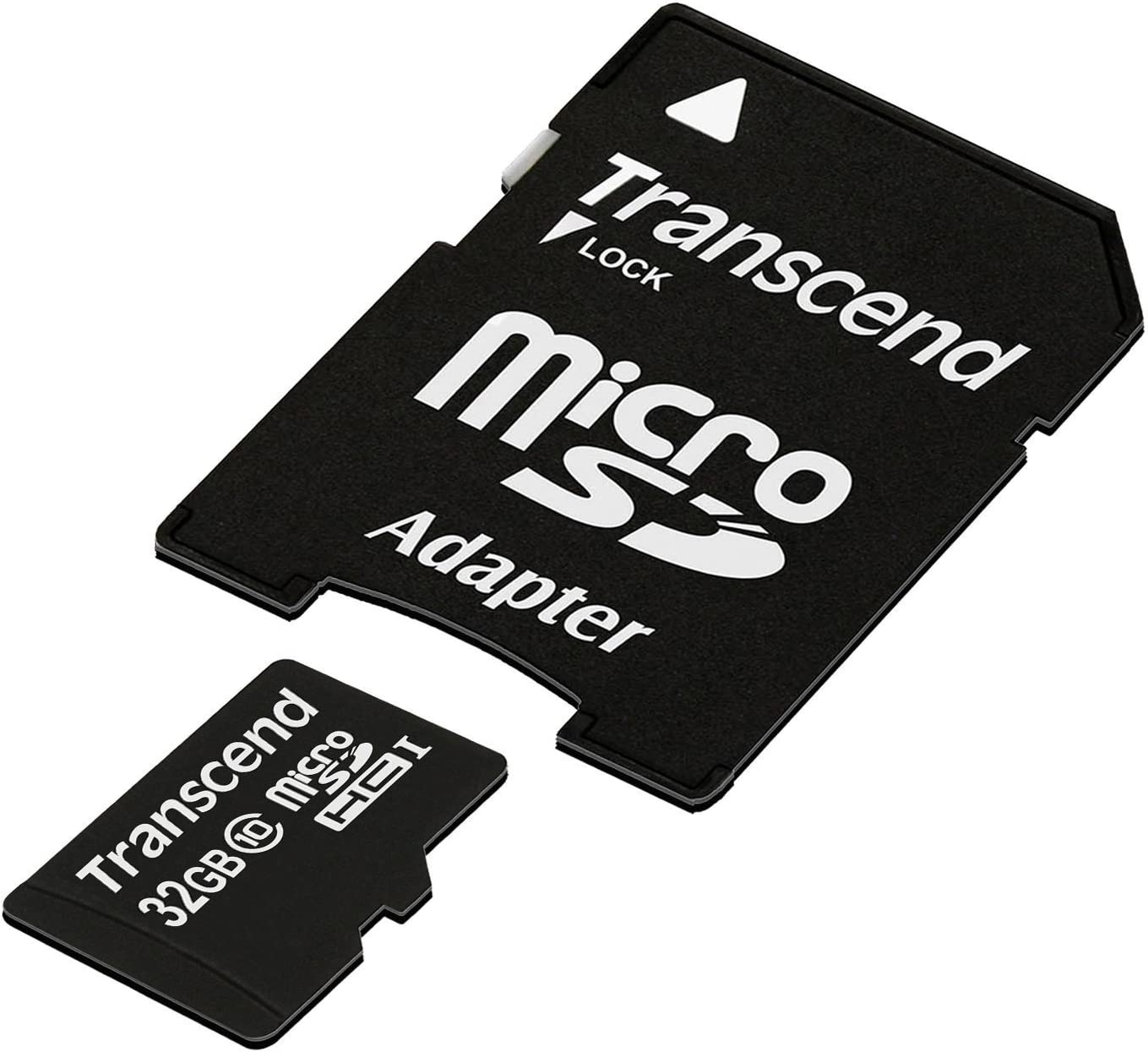 Transcend 32gb Microsdxc Sdhc Class 10 With Adapter Computer Zubehör