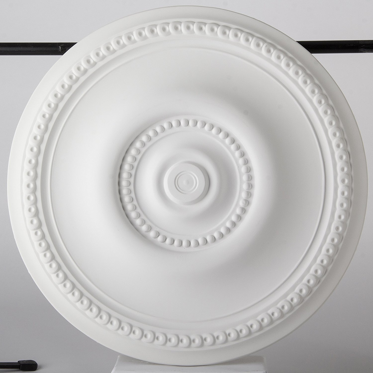 Ceiling Rose Imelda Lightweight Resin Mould Not Polystyrene Easy to Fix 52cm Art Copleys