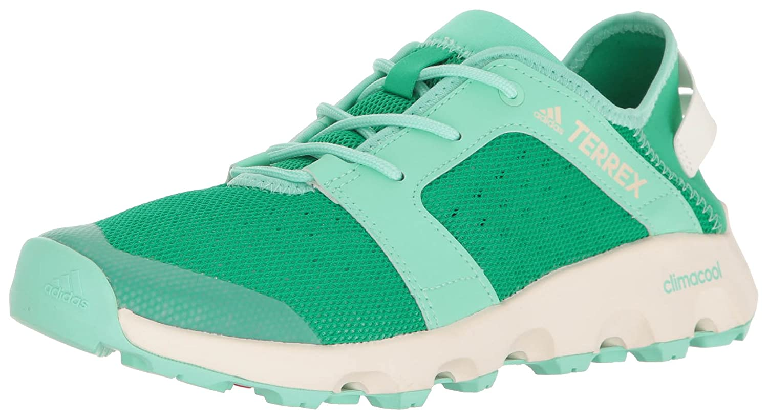 Amazon.com | adidas outdoor Women's Terrex Climacool Voyager Sleek Water  Shoe | Sport Sandals & Slides