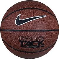 Nike NKI09-855 Game Tack Deri 7 No Basketbol Topu, Çok Renkli