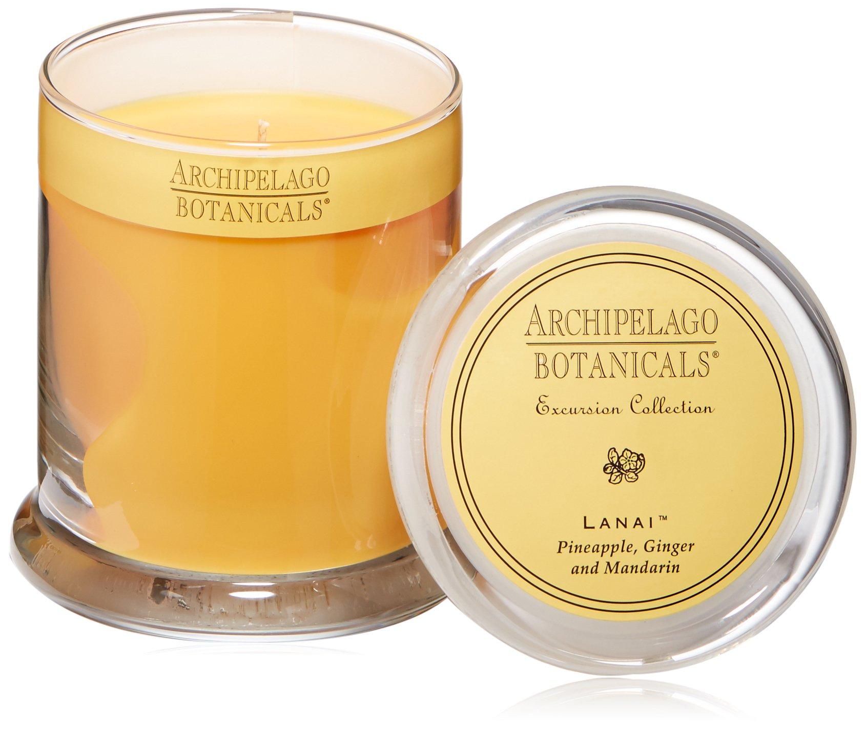 Archipelago Lanai Glass Jar Candle