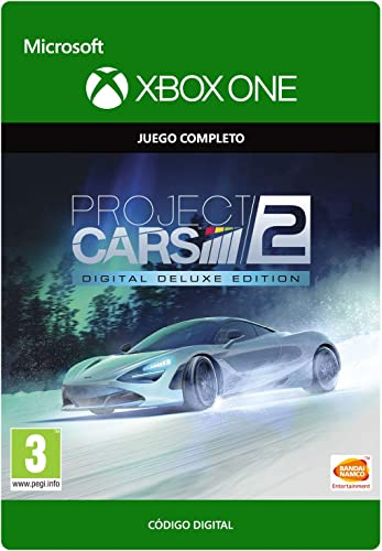 Project CARS 2 Season Pass | Xbox One - Código de descarga: Amazon ...