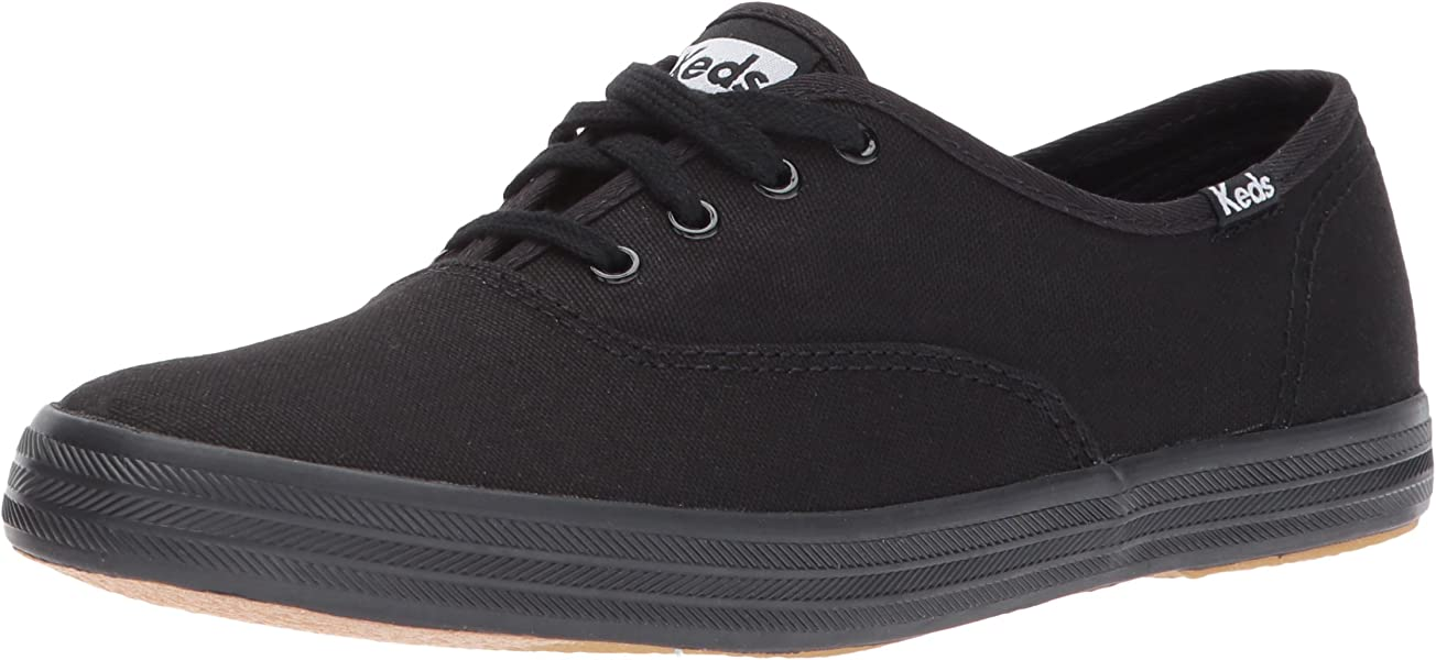 Keds Champion Originals Women s 4 - Black 78a6df6195