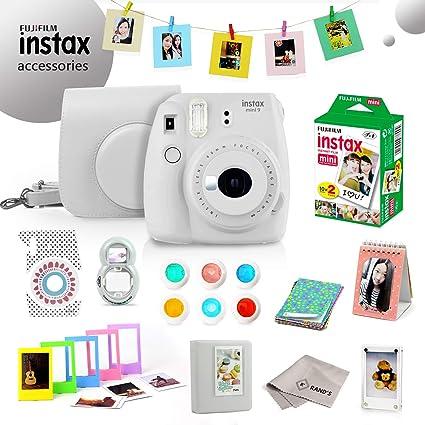 Rand's Camera Instax Mini 9 - Smokey White product image 9