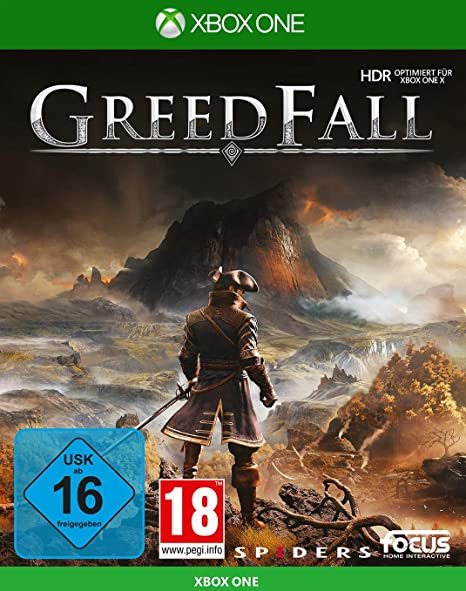 Greedfall [Xbox One] [Importacion Alemania]: Amazon.es: Videojuegos