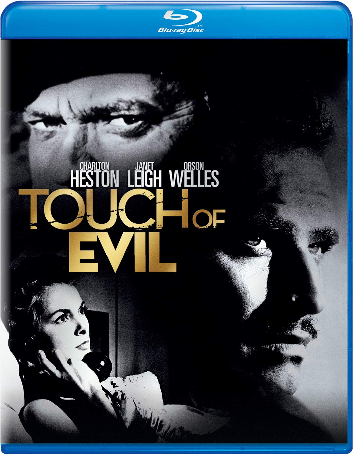 Blu-ray : Touch Of Evil (Blu-ray)