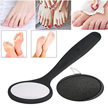 Friendly New Professional Pedicure Tool Foot Care File For Feet Heels Toe Cuticle Kit File Pedicure Set Beauty Pusher Remover Tool Foot Care Tool Skin Care Tools