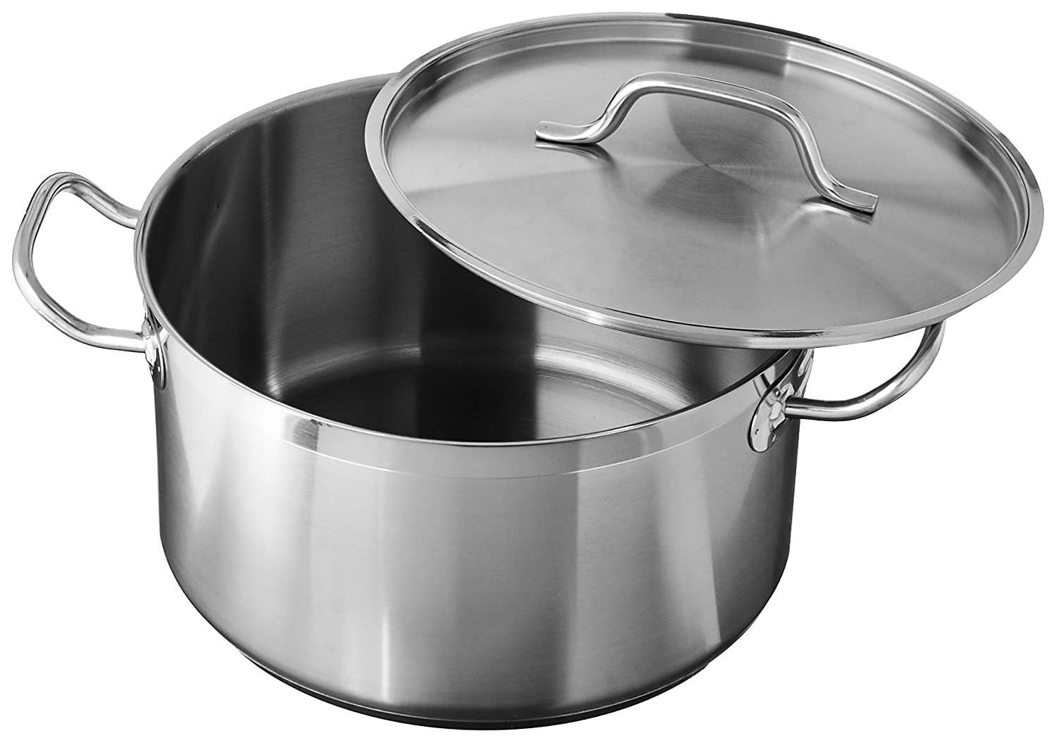 Vollrath (3504) w/ 18 (3504) qt. Optio Stock Pot w 18-Quart/ Cover by Vollrath B008X6614W 18-Quart 18-Quart, Zero collection:d0851843 --- jphupkens.be