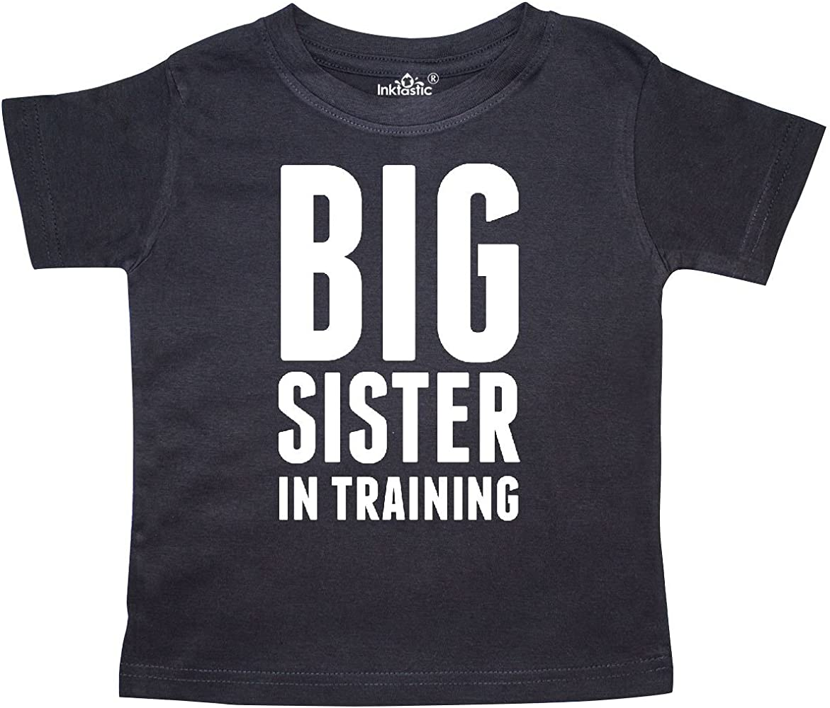 Butterfly design going to be a Big Sister T-shirt Big Sister in training
