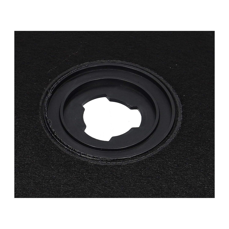 LUTH Premium Profi Parts Filtro a Carboni Attivi Filtro Cappa aspirante Tipo E233 Rotonda 233mm per AEG Electrolux 9029793594 Bosch Siemens 10025513 Indesit Whirlpool 482000032281