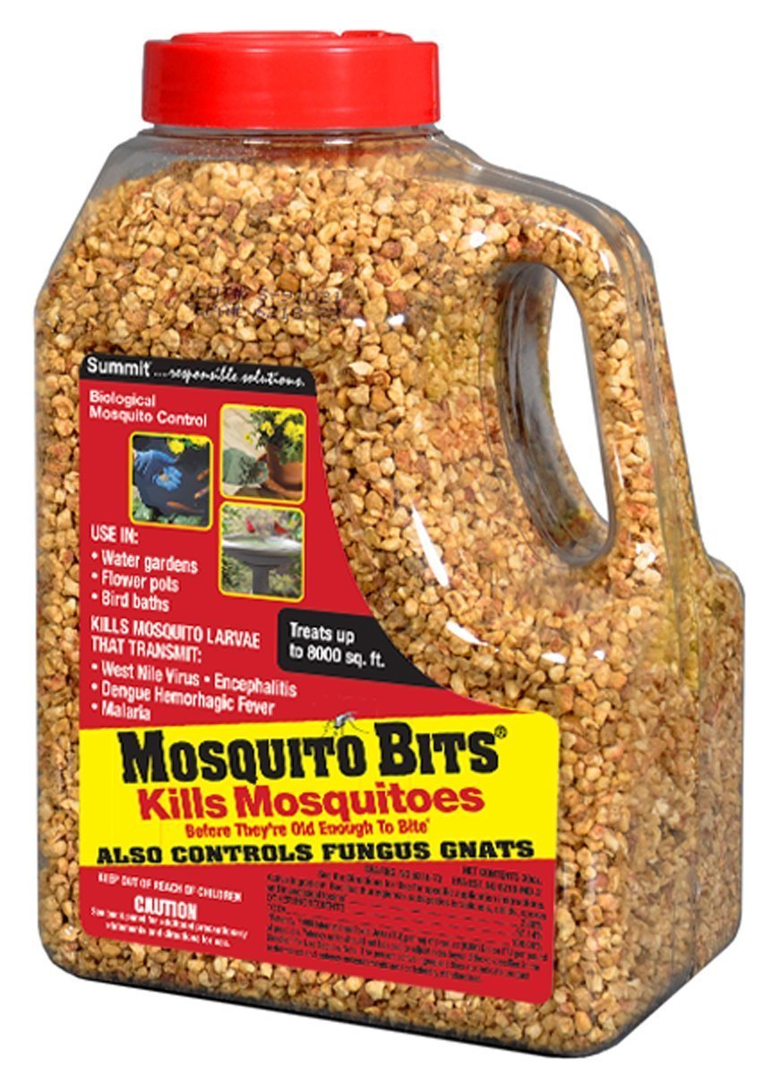 Amazon.com : Summit Responsible Solutions Mosquito Bits   Quick Kill, 30  Ounce : Home Pest Control Products : Garden U0026 Outdoor