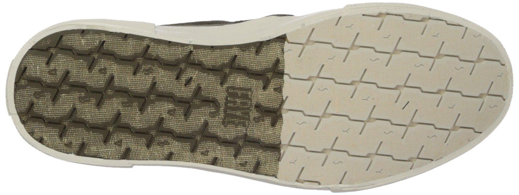 FRYE Men's Ludlow Slip ON Tennis Shoe Olive 9 M by FRYE (Image #3)