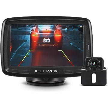 cheap Auto-Vox CS-2 Rear View 2020