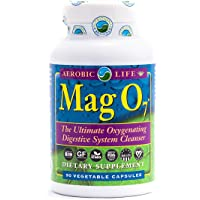 Aerobic Life Mag O7 Oxygen Digestive System Cleanser Capsules (90 Count)