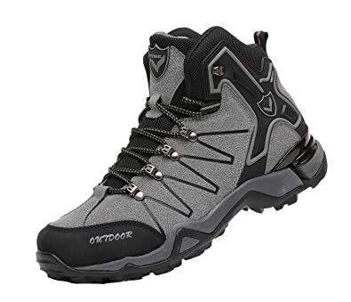 Scarpe da Escursionismo Calzature da Escursionismo da Uomo Arrampicata  Sportive All aperto Escursionismo Sneakers 06254d90605