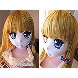 "NFDOLL 5'2"" (160cm) Japanese Anime Handmade Fabric Love Doll Full Body Lifelike Toys"