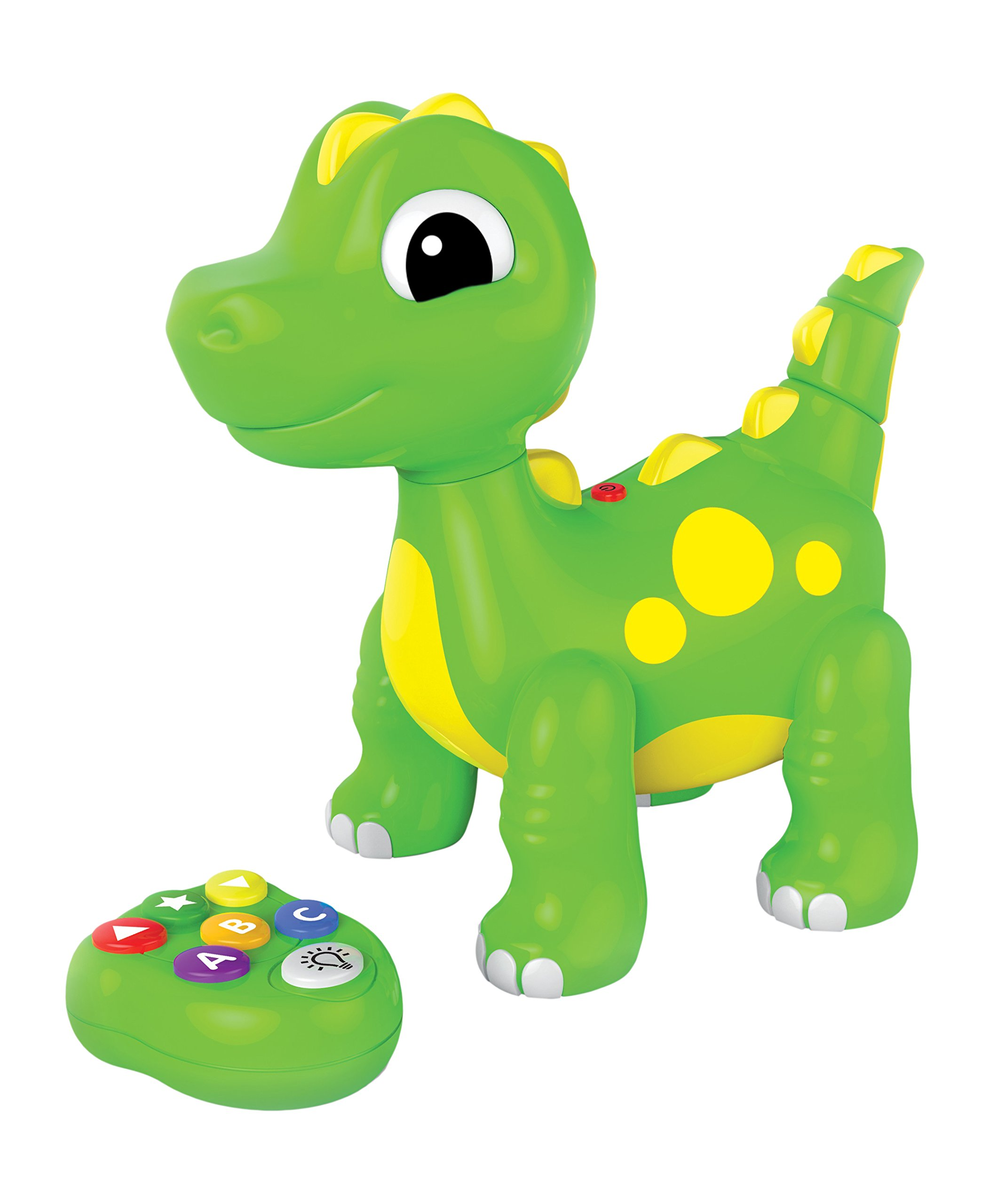 The Learning Journey Remote Control ABC Dancing Dino by The Learning Journey (Image #1)