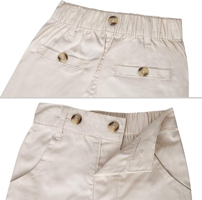 ZOEREA 2 Piezas Conjunto de Ropa de Bebé Niño Pantalones + Camisa ...