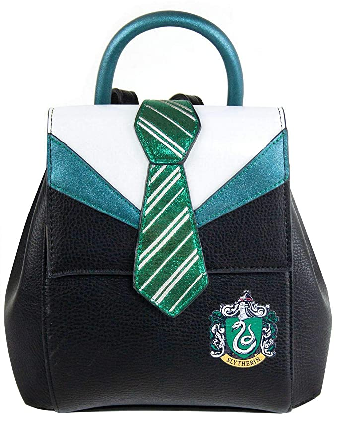 Danielle Nicole Harry Potter Slytherin Mini Mochila: Amazon.es ...