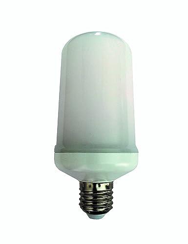 LED llama luz parpadeo bombillabombillas de Efecto DEIH92