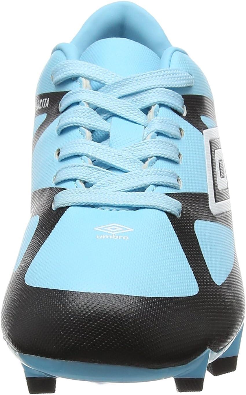 UMBRO Velocita III Club HG-JNR Chaussures de Football Mixte Enfant