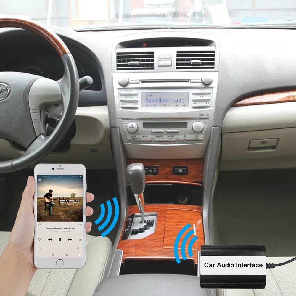 Car Stereo Bluetooth Kits For Toyota Camry Corolla Rav4 1998 Sienna Audio Wiring Tacoma Highlander Tundra 4runner Prius Avalon Yaris Sequoia Lexus Rx Es Is Gx Gs