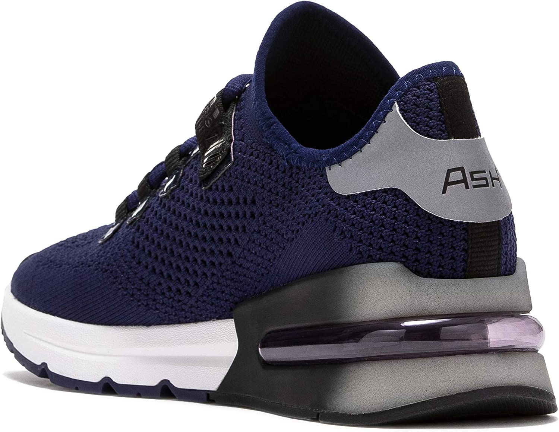 ASH Women's Krush Bis White Sneaker Blue