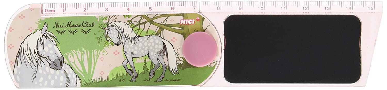 Nici Pferd Apfelschimmel Lineal mit Spiegel Great Gizmos N35506