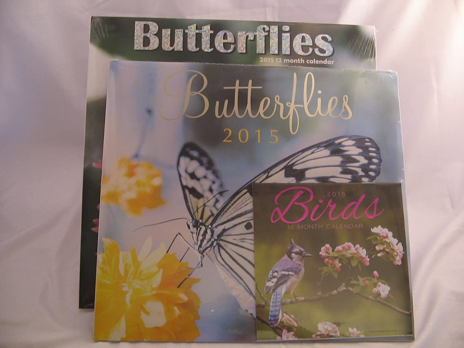2014 12月予定表Psalms & Butterflies ( 1 Each )   B00EDM1A32