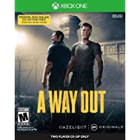 A Way Out (M18) for Xbox One
