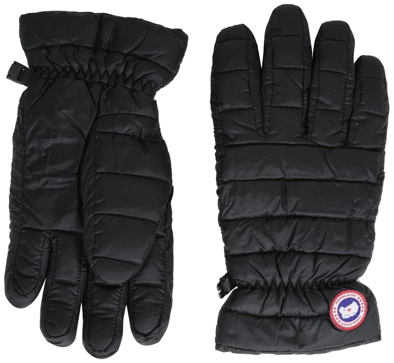 Canada Goose Men S Lodge Gloves Black Large Amazon Co Uk