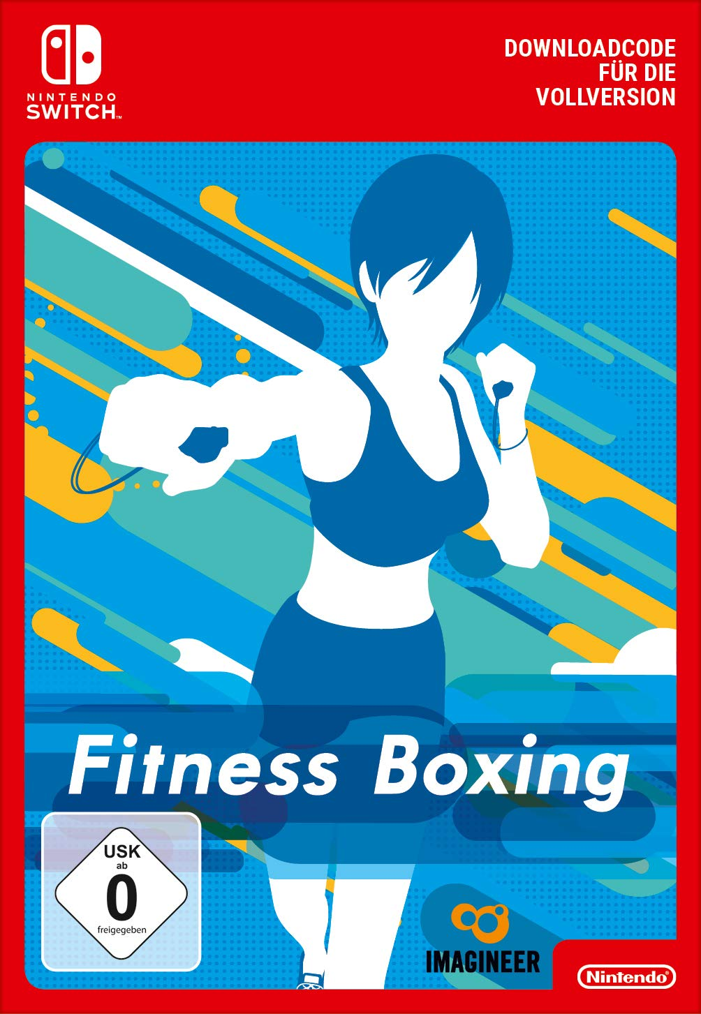 Fitness Boxing DLC  | Switch - Download Code