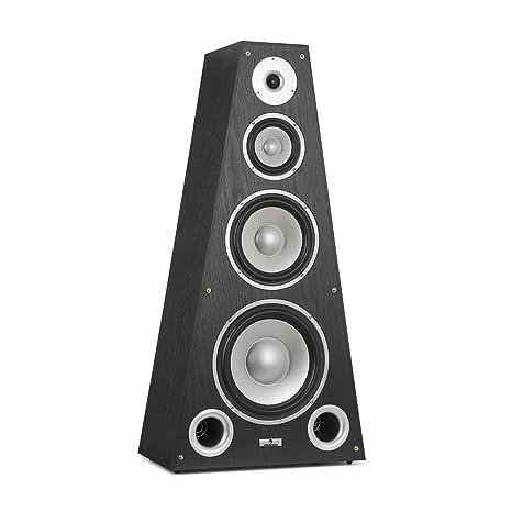 auna SP-800 • Altavoces Hi-Fi • Caja de Altavoces • Tecnología de