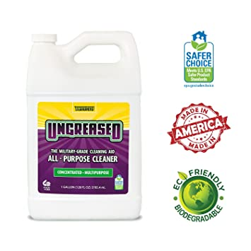 Amazon.com: All Natural Kitchen Degreaser and Multipurpose Cleaner ...