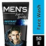 Fair & Lovely Instant Fairness Rapid Action Face Wash, 50 g