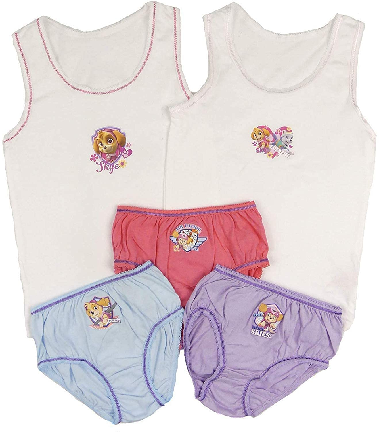 2-3 Years, Bing Girls Girls Character Pants and Vests Sets 18-24mth up to 7-8 Years