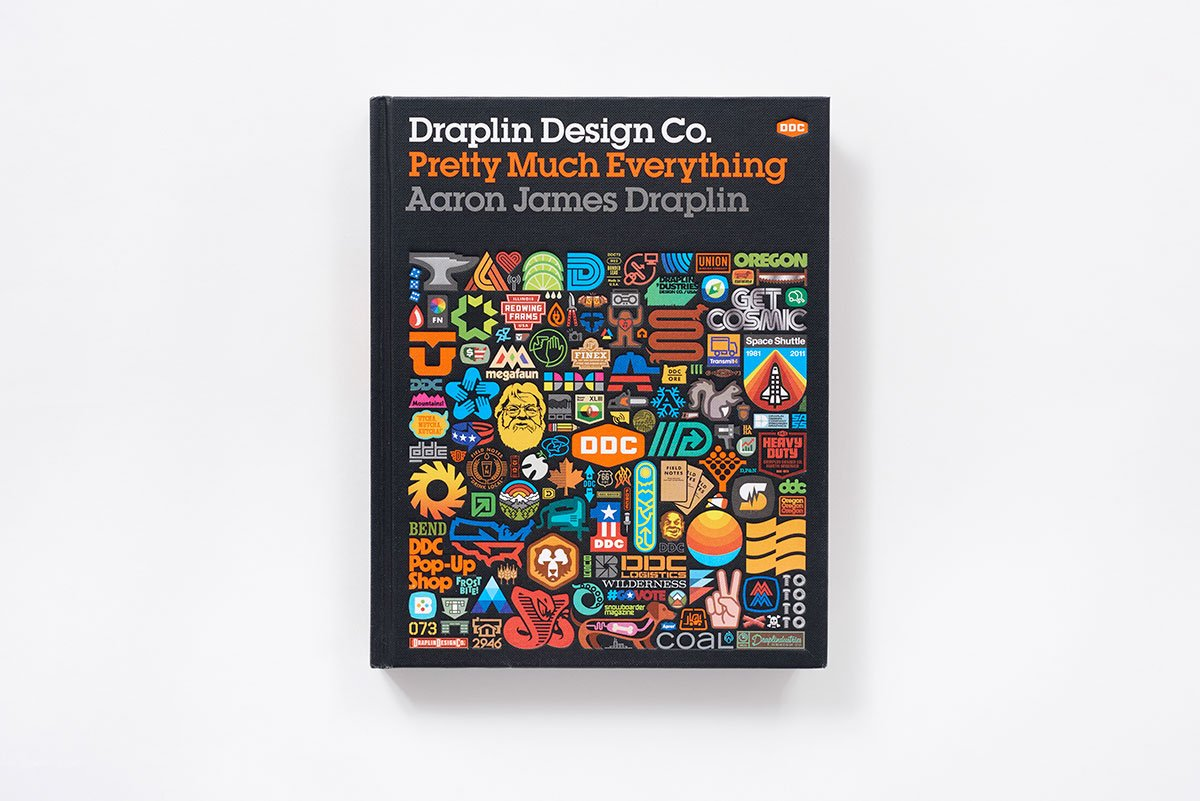 Aaron kitchen bath design gallery - Draplin Design Co Pretty Much Everything Aaron James Draplin 9781419720178 Amazon Com Books