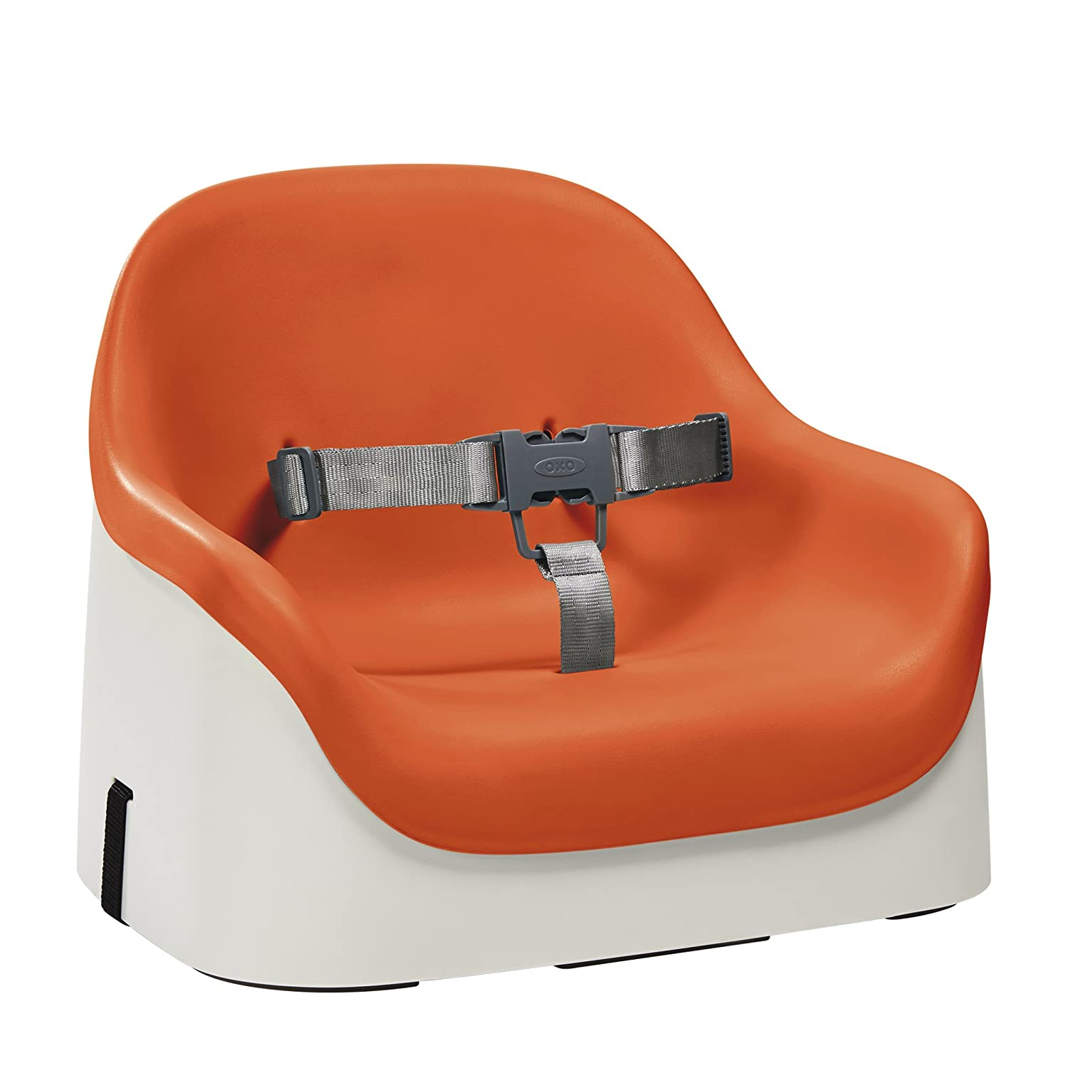 Oxo Tot Nest Booster Seat with Straps, Gray 63103000