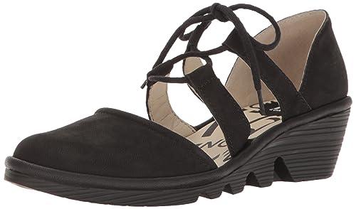 Poma Zapatos Para Mujer Cuña London De Fly 5LjAR34