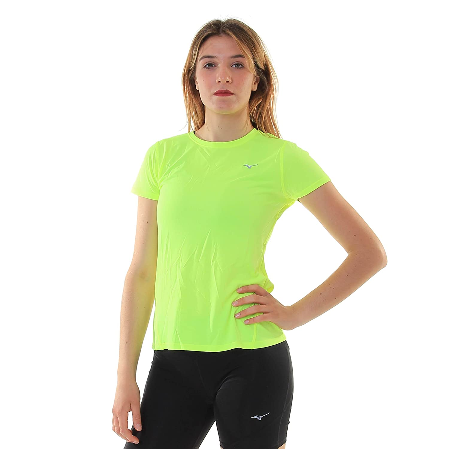 TALLA L EU. Mizuno Women's Impulse Core T-Shirt - AW17