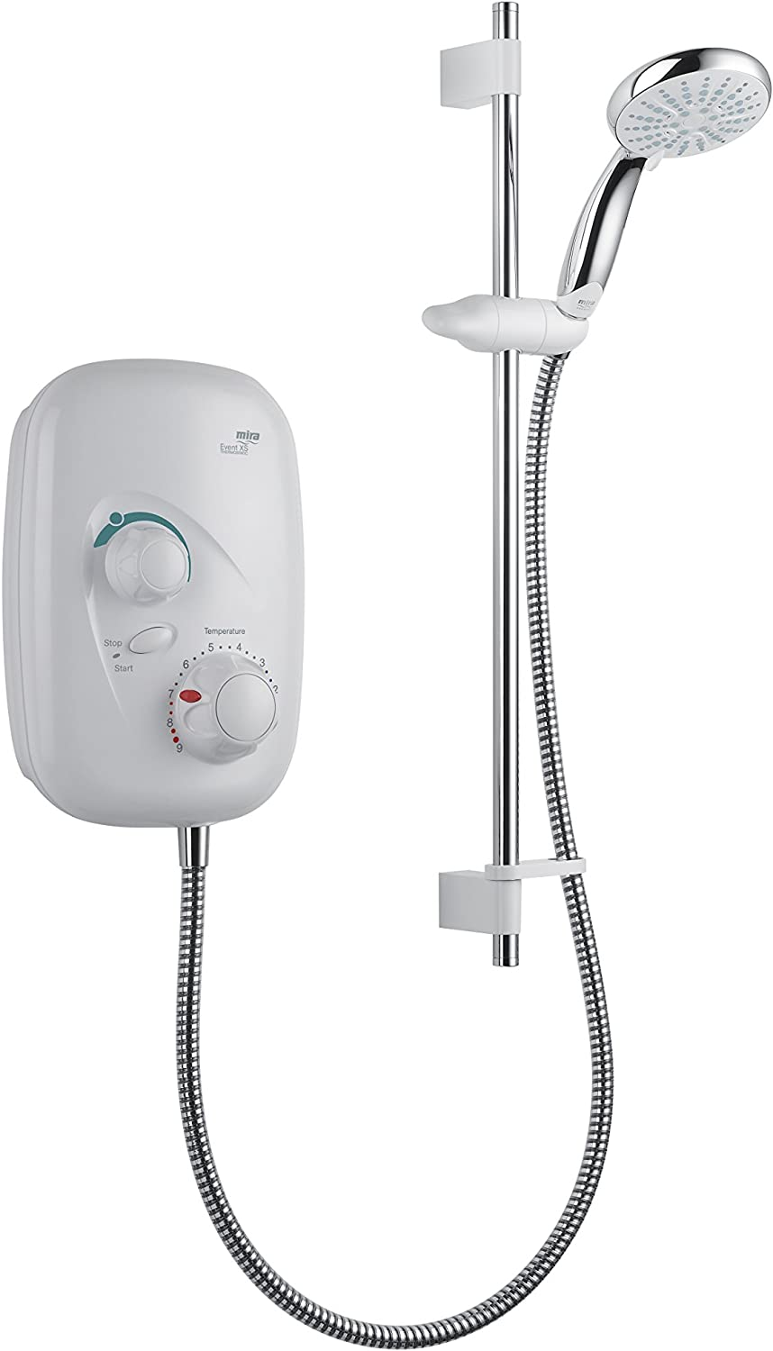Mira Showers 1.1532.400 XS Event Thermostatic Power Shower - White