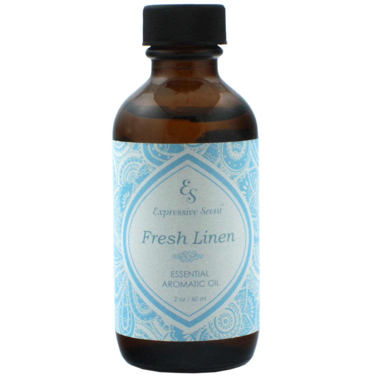 1 Pack Fresh Linen 2oz Scented Home Fragrance Essential Oil by Expressive Scent