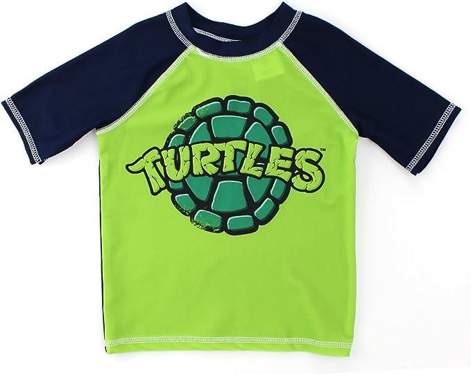 Amazon.com: Bañadores de los niños de las Tortugas Ninja, 2T ...