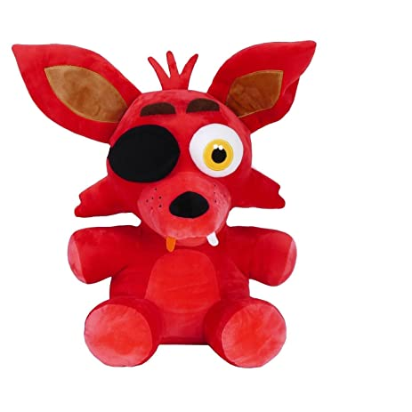 Fubo Five Nights at Freddys Freddy Foxy Plush, ...