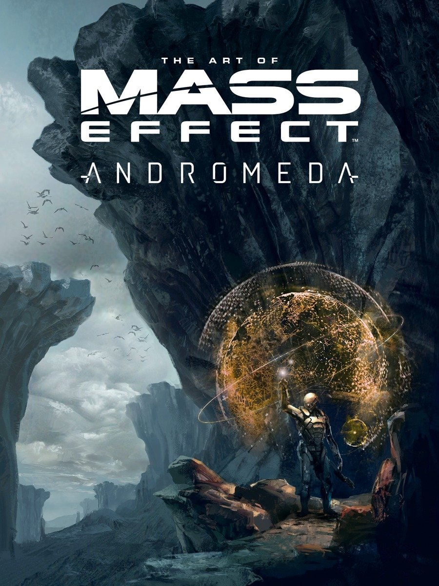 The Art Of Mass Effect Andromeda Bioware 9781506700755 Books Amazon Ca