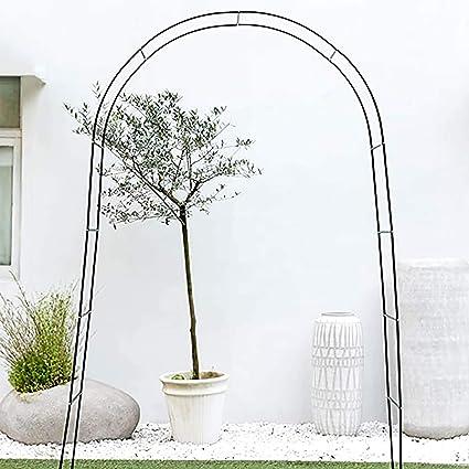 Arco de Jardín de Estilo Gótico, Cenador de Pérgola de Metal ...