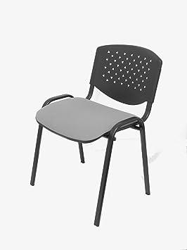 Piqueras Y Crespo PACK426PRARAN40 - Pack de 4 sillas de oficina ...
