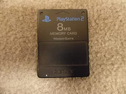 Probleme de carte memoire ps2