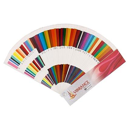 Amazon Ppg Vibrance Custom Paint Color Chartschips Autocar
