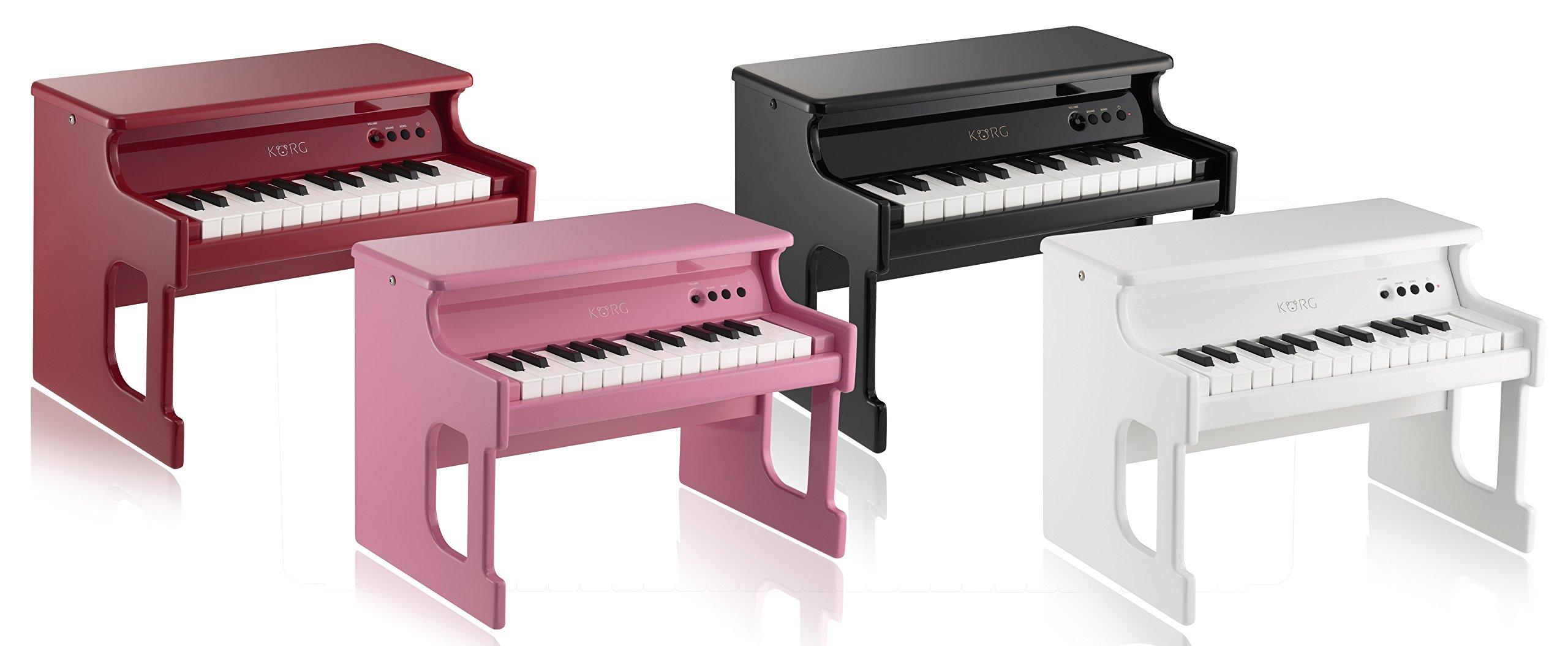 Korg Tiny Piano White by Korg (Image #4)